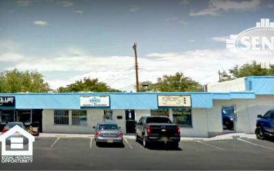 9901 Lomas Blvd NE – Storefront
